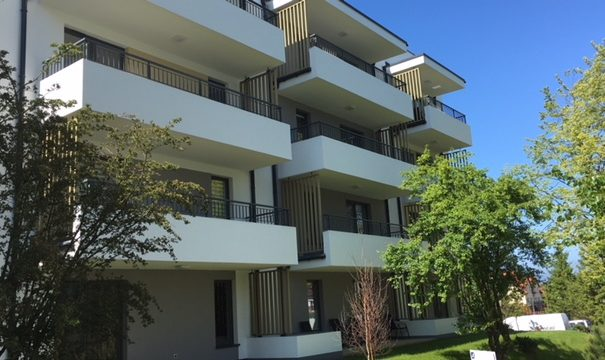Apartamenty Ustronie Morskie